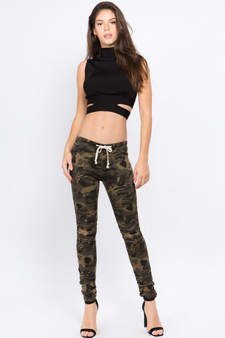 MOTO SKINNY JOGGER (MULTIPLE COLORS AVAILABLE)