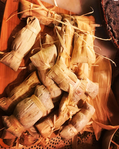 Homegrown Tamales Workshop, January 26th, 2019