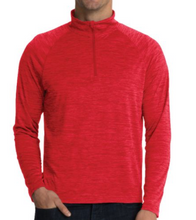 Adult Space Dye Performance Pullover 9763
