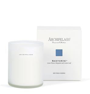 SANTORINI SOY CANDLE