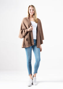 THE TAUPE WRAP