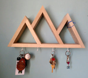 Classic Small Mountain with Hooks