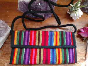 Guatemalan Wallet with strap 3