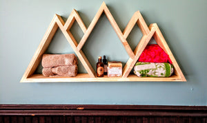 The Classic Mountain Shelf