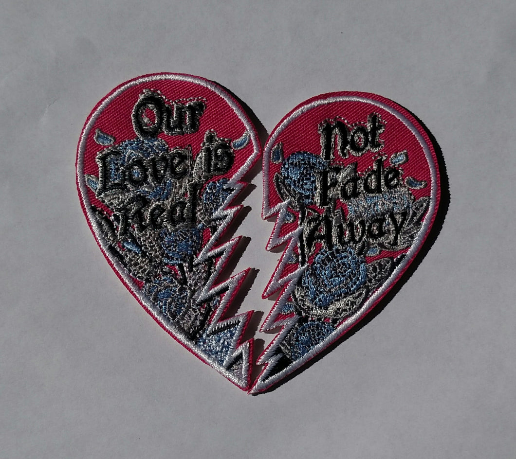 Not Fade Away patch set