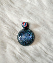 SYF Dichroic Glass Pendant 2