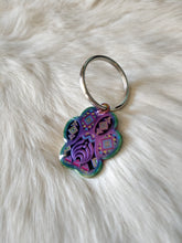 Rainbow Bass Charm Small