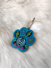 Blue Bass Charm Large