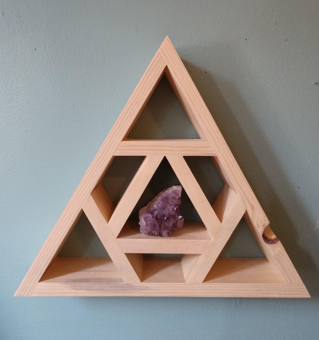 Triangle Shelf #19