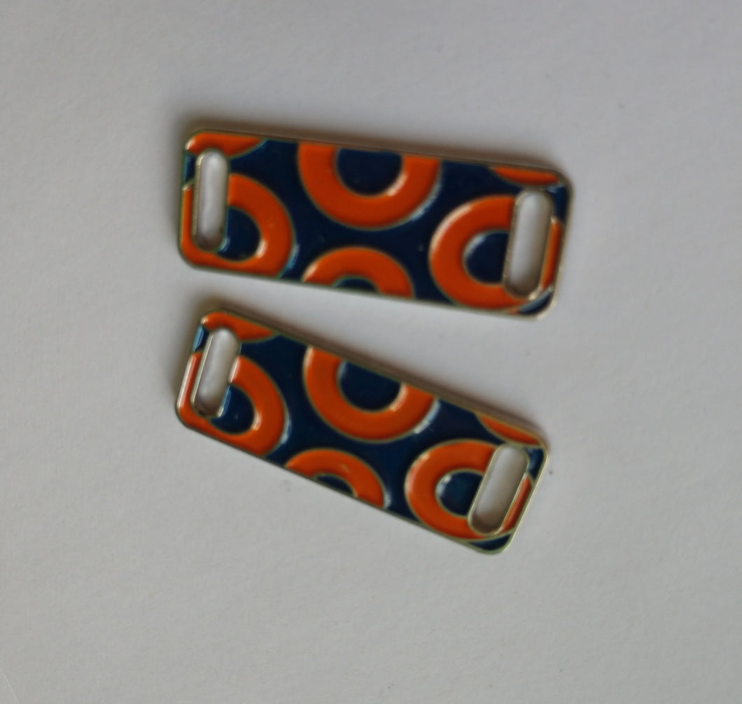 Phish shoe buckles