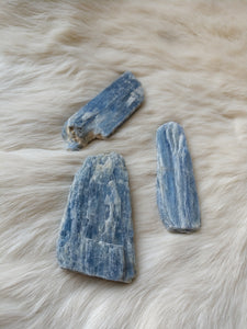 Blue Kyanite Batch 5