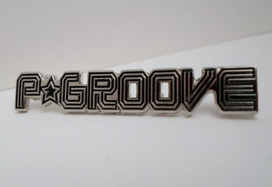 P Groove Pin