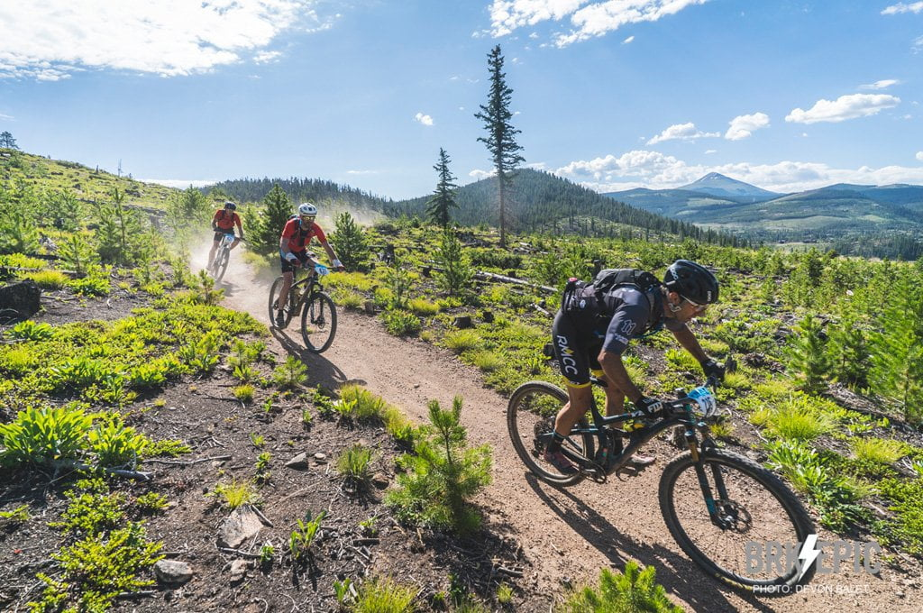 Breck Epic - A Mountain Biker's Dream