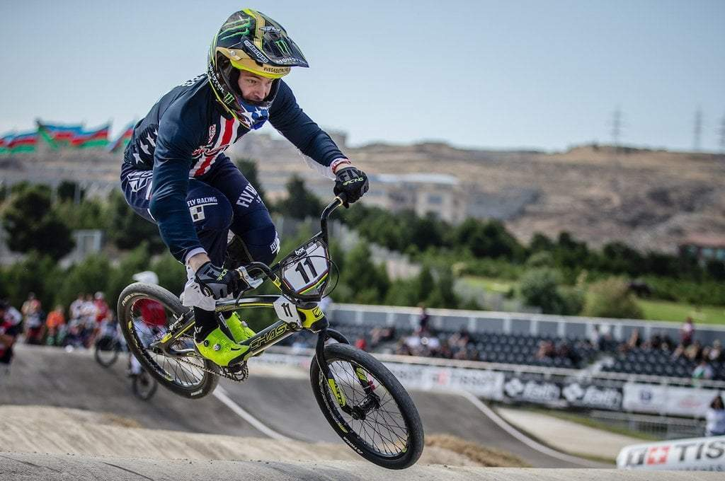 Meet Our Newest Athlete: BMX Gold Medalist Connor Fields
