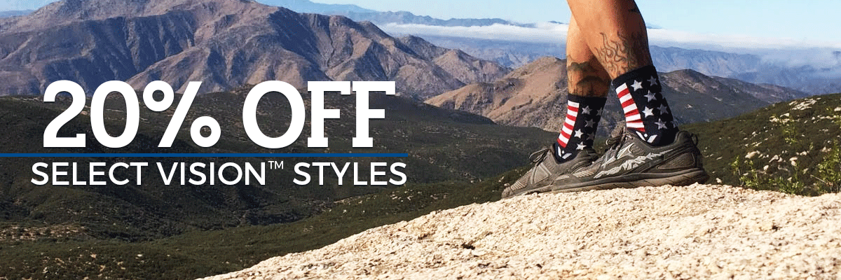 20% Off VISION Styles