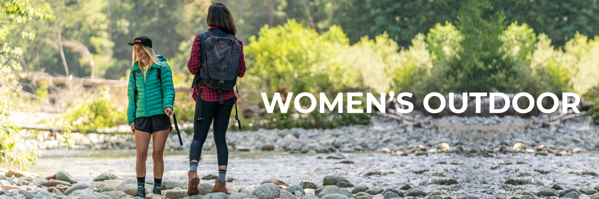 Swiftwick Women's Hiking & Outdoor Header Image, Women hiking