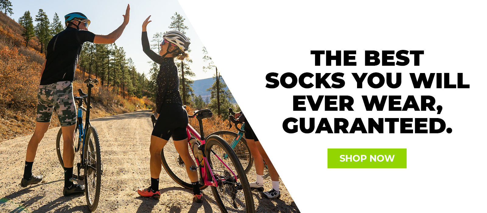 The Best Socks You Will Ever Wear, Guaranteed. Shop Now