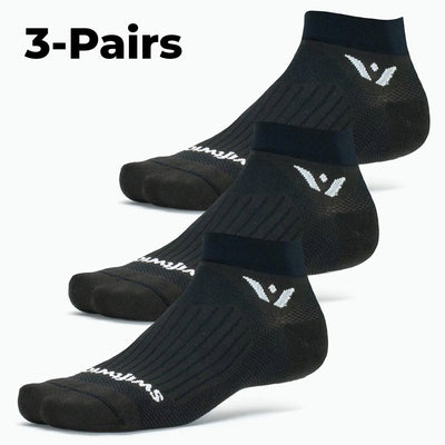 Aspire One 3-Pairs Socks, black