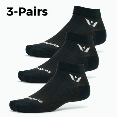 Performance One 3-Pairs Socks, black