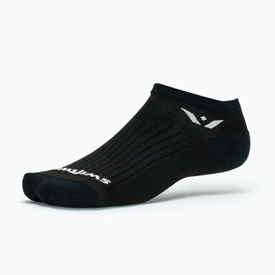 Swiftwick PERFORMANCE Zero, Golf Socks, black