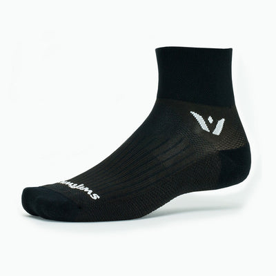 Swiftwick PERFORMANCE Two, Golf Socks, black