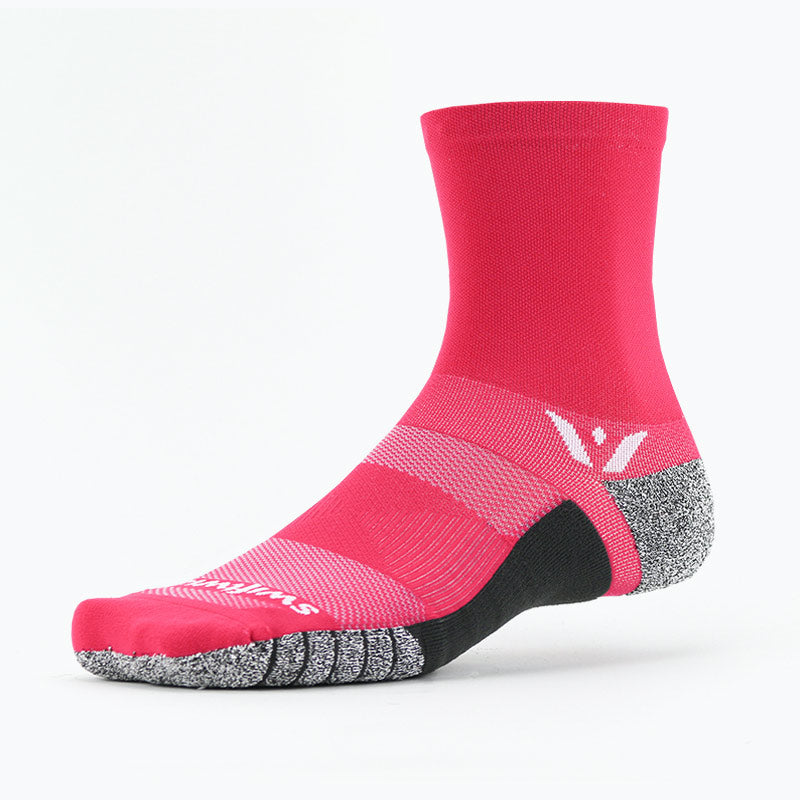 Swiftwick FLITE XT Five, fitness, workout, crossfit socks, pink