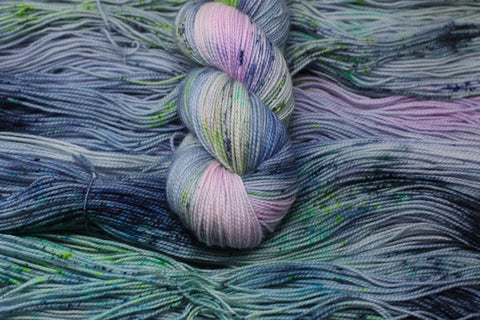 Moonspinner - Twist Sock