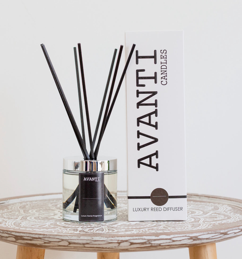 White Tea & Mint Reed Diffuser