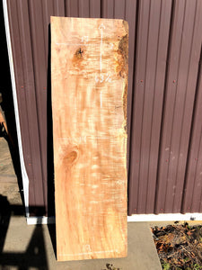Figured Red Maple