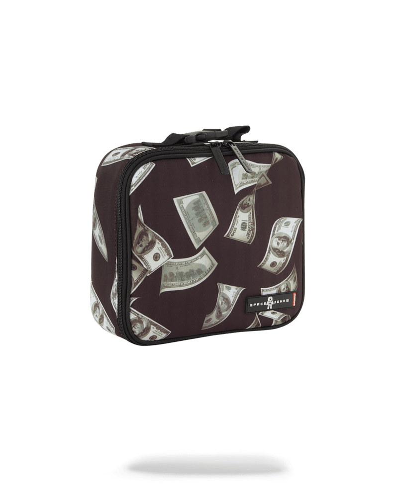 RAINING MONEY LUNCHBOX