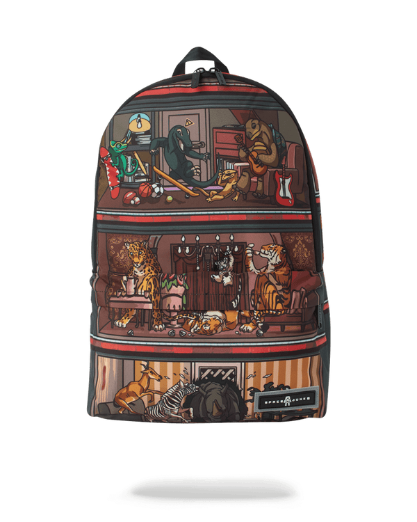 ANIMAL HOUSE BACKPACK