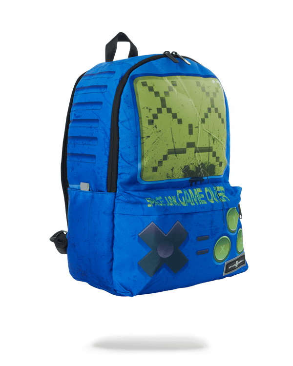 GAME OVER BOY BACKPACK