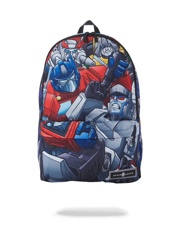 TRANSFORMER CRAMMED BACKPACK