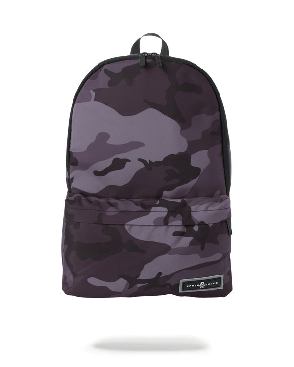 GREY CAMO BACKPACK