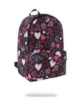 PINK HEARTS BACKPACK