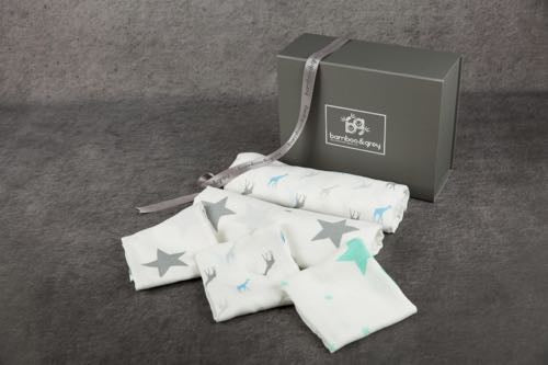 Luxury Ultimate Gift Box - Bamboo & Grey