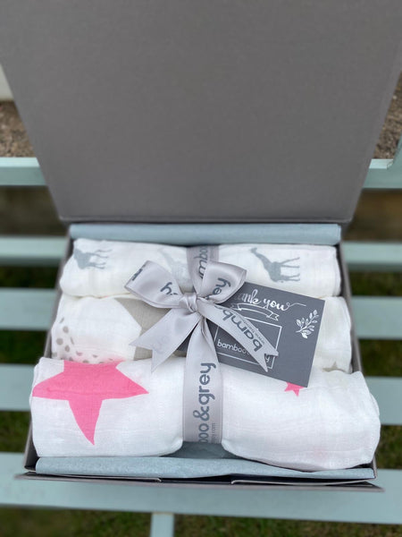 Luxury Muslin Gift Box