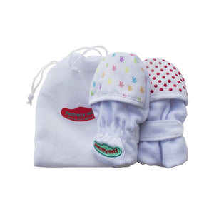 Yummy Mitt® Anti-Scratch Mittens for Newborns 0-3 Months