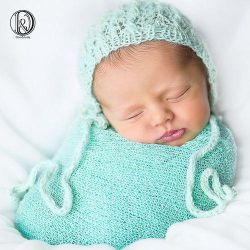 Soft Stretch Knit Wrap for Newborn Photography Newborn Photo Props Baby Photo Basket Stuffer BABY SHOWER GIFT