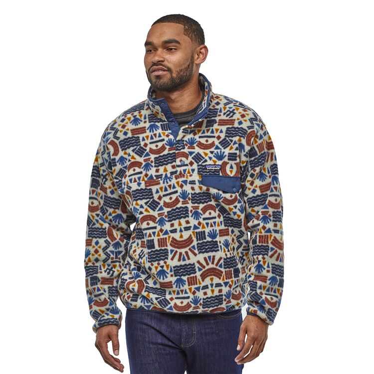 Men's Lightweight Synchilla Snap-T Pullover
