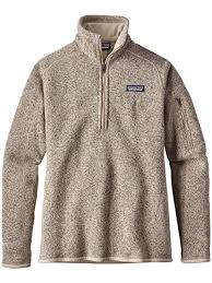 W Better Sweater 1/4 Zip