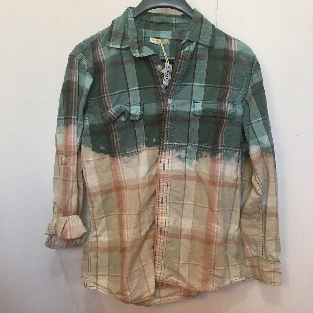 Trashed Flannel