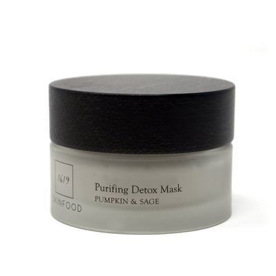 Purifying Detox Mask -  Pumpkin & Sage
