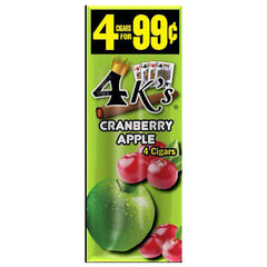 4Kings Cranberry Apple