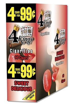4 Kings Sweet & Delicious