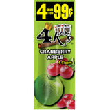 4 Kings Cranberry Apple