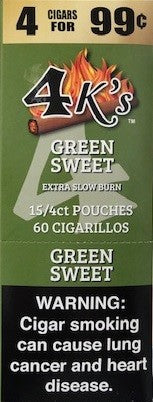 4 Kings Green Sweet