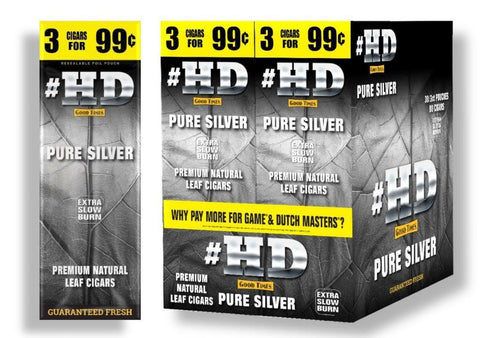 Good Times #HD Pure Silver