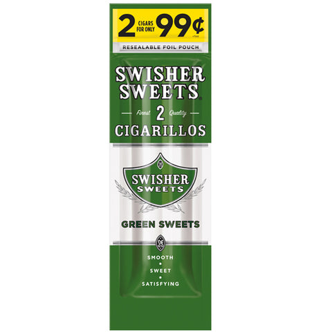 Swisher Sweet Green Sweet