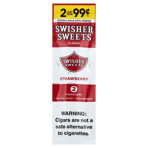 Swisher Sweet Strawberry
